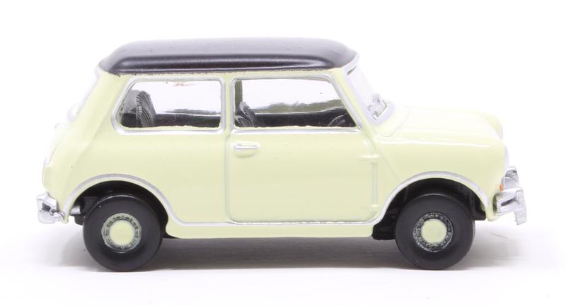 Hattonscouk Hornby R7124 Bmc Mini Saloon Skaleauto Range