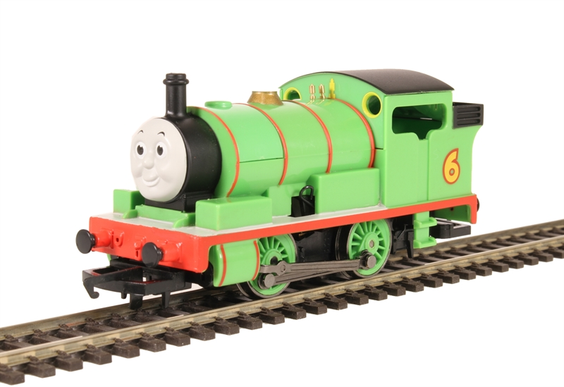 hornby r9288 thomas and friends 0 4 0st no 6 percy