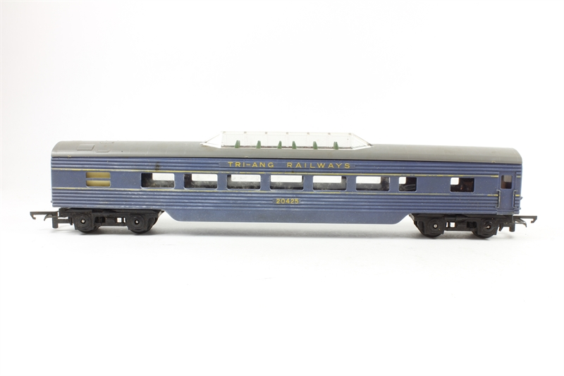Hattons Co Uk Tri Ang Rs34 Transcontinental Diesel