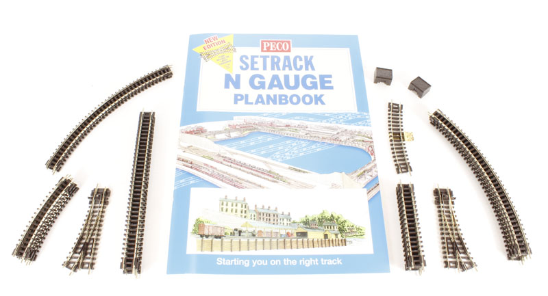 Peco Products ST-300 Starter Track Set