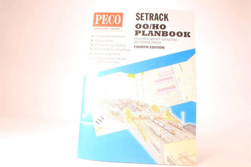 Peco products stp oo ln01 peco setrack for Planbook login