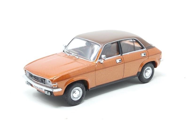 VA04514 Die-cast Model Corgi Vanguards Austin Allegro Series 2 1500 Special
