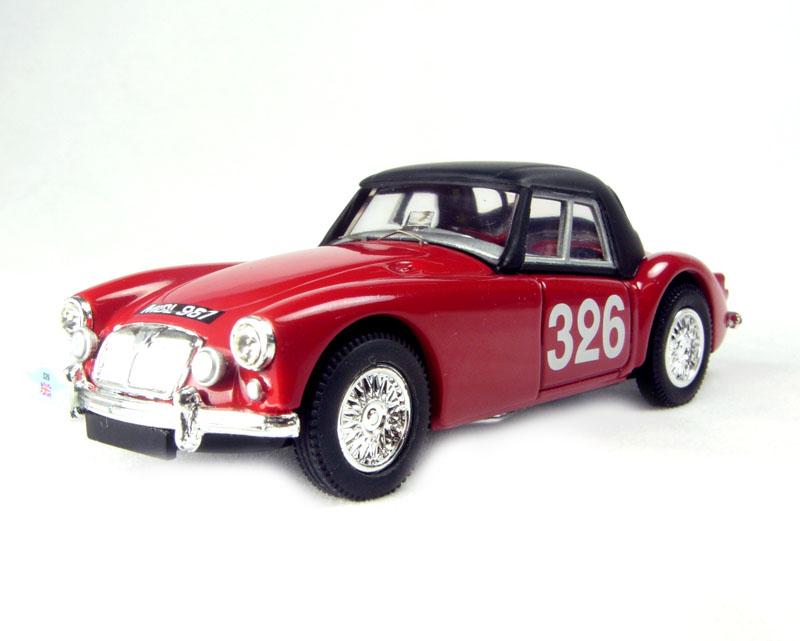 corgi collectables va05008 mga 1956 alpine rally nancy mitchell. Black Bedroom Furniture Sets. Home Design Ideas
