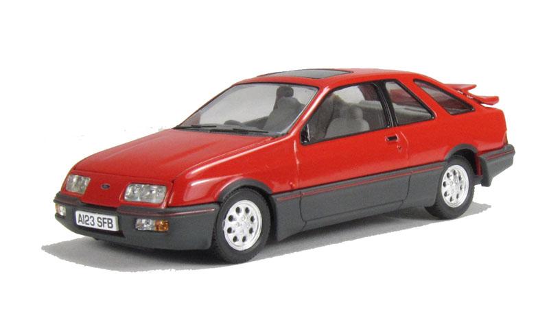 corgi collectables va12200 ford sierra xr4i cardinal red new. Black Bedroom Furniture Sets. Home Design Ideas
