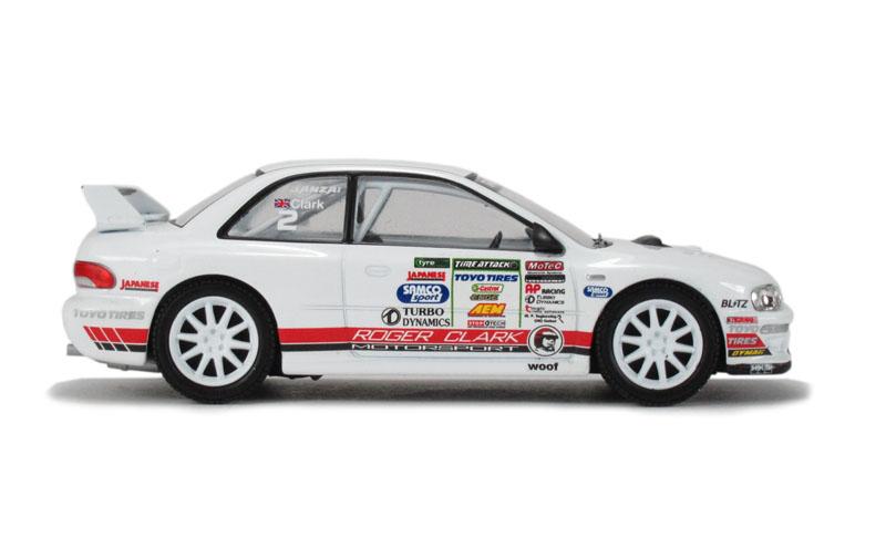 VA12301 Subaru Impreza 'Gobstopper' Roger Clark Motorsport, 2008 Time Attack, Olly Clark