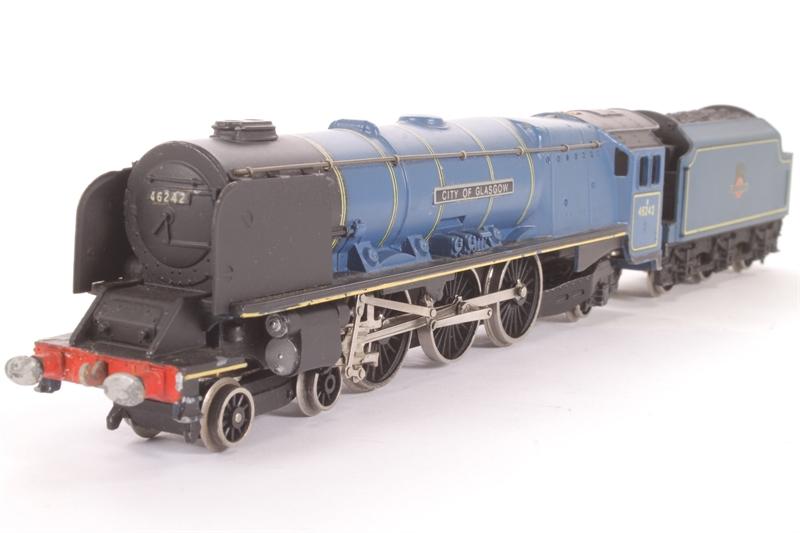 W2229-SD Duchess Class 8P 4-6-2 46242 '