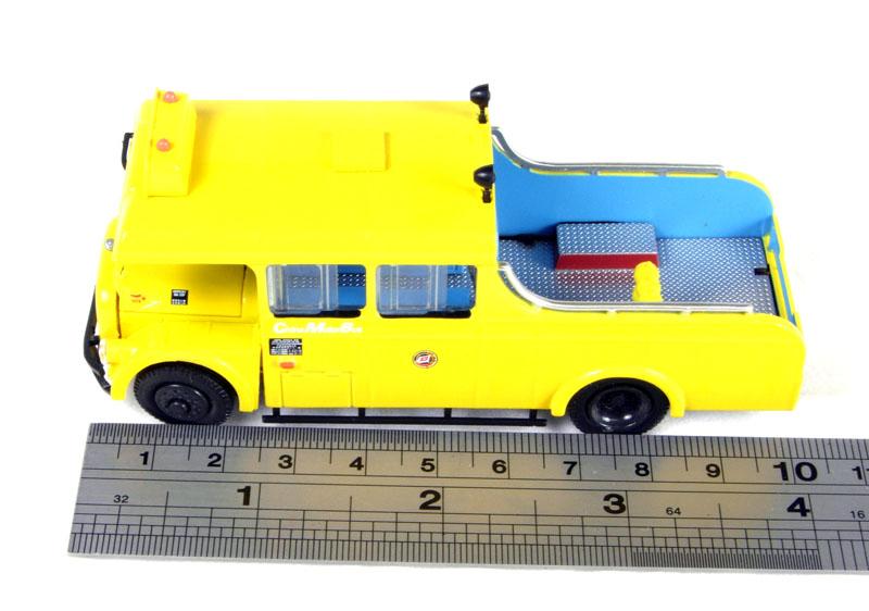 Britbus x1001 guy arab mkv tow truck for Tow motor operator job description