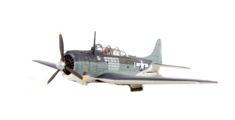 Corgi AVIATION 1:72 DOUGLAS DAUNTLESS SBD-5A USMC VMSB-231 ACE OF SPADES 1944