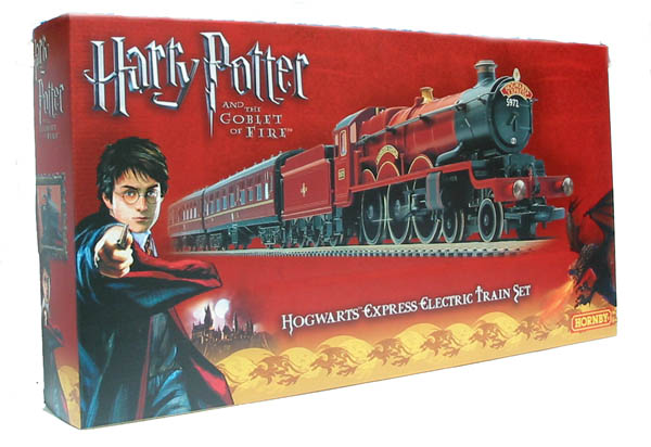 Hattons Co Uk Hornby R1067 Quot Harry Potter And The Goblet
