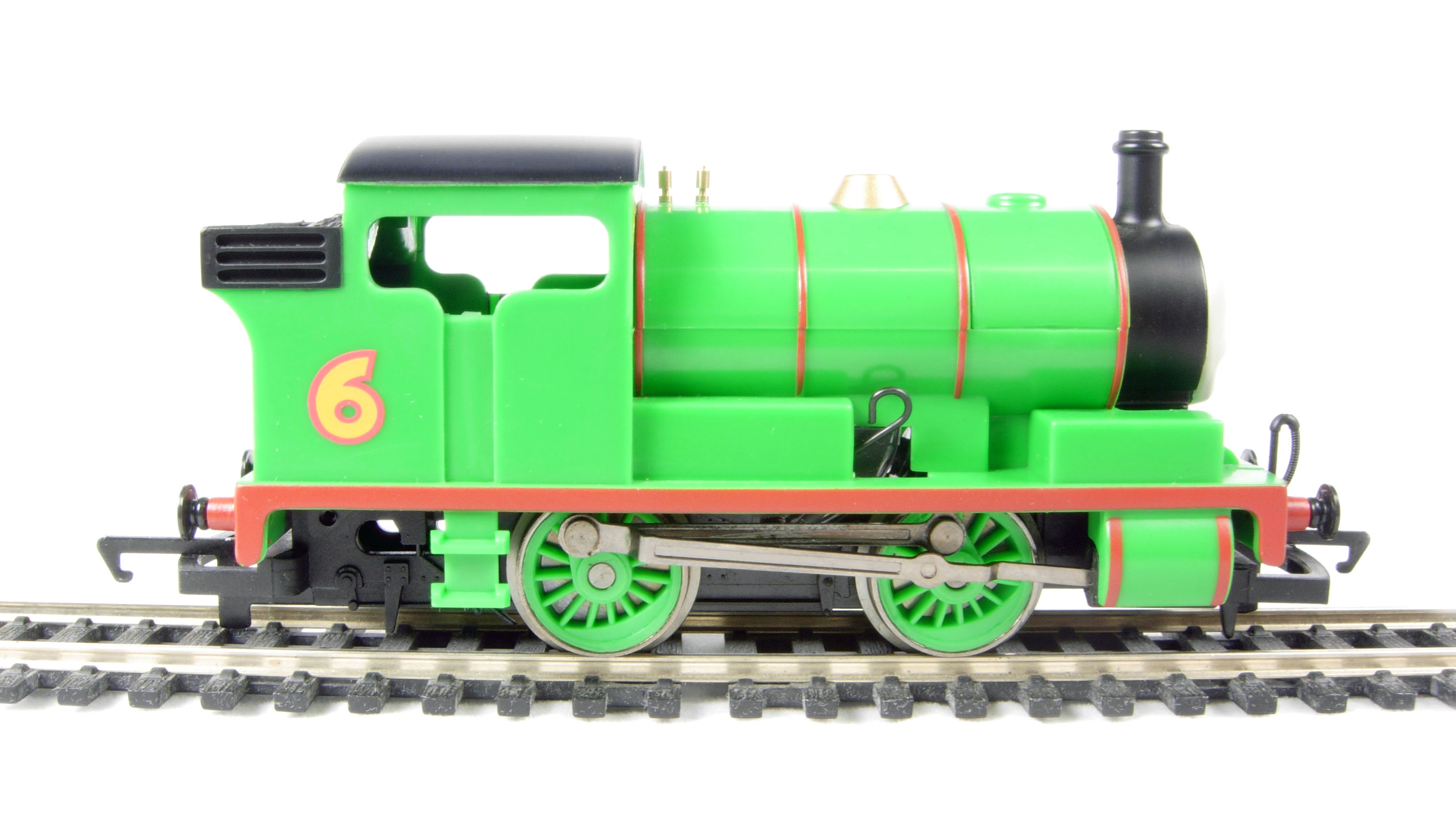 Hornby thomas and percy train set