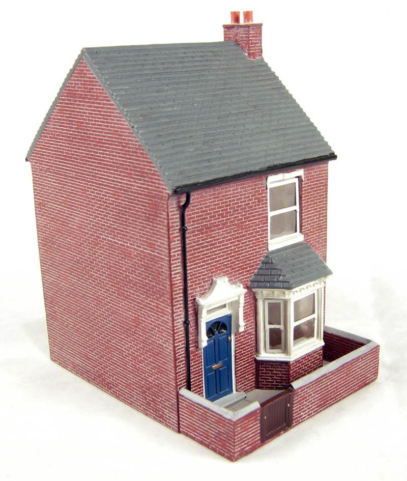 Hornby model houses