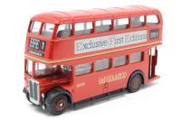 Route 7 1:76 Scale New 29013 EFE Daimler Fleetline GM Standard Double Deck Bus