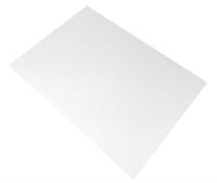 "Javis Scenics 10W White Plasticard - A4 Sheet 10/1000"""