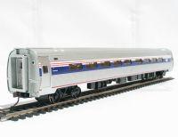 Bachmann USA 13116 American 85ft Amfleet I Phase V Amtrak coach with lights