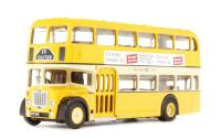 """EFE 14015 Bristol/ECW FLF Lodekka d/deck bus """"Northern Scottish"""""""