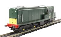 Heljan 1511 Class 15 D8234 in green with small yellow panels (Gloss)