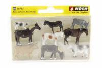 Noch 15713Noch Farm Animals x 9