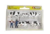 Noch 15724Noch Drovers (2) & Cows (4)