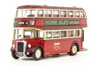 "EFE 16013 Leyland PD2 Lowbridge bus ""Barton Transport"""