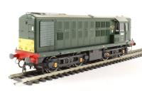 Heljan 1602 Class 16 North British diesel D8404 BR green with Stratford-style yellow warning panels. Ltd Ed of 750 (general release