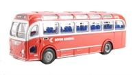 """EFE 16224 Bristol MW Coach """"Devon General N.B.C"""""""