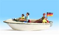 Noch 16820Noch Motor Boat