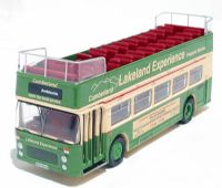 "EFE 18606 Bristol/ECW VR3 open top d/deck bus ""Cumberland (Lakeland Experience)"""