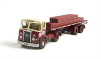 EFE 19304 Atkinson Artic Flatbed 'J & A Smith of Maddiston Ltd'
