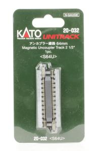 "Kato 20-032 Magnetic uncoupler track 2.5"""