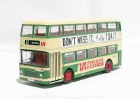 """EFE 20439 Bristol/ECW VR series 3 d/deck s/door bus """"Yorkshire Rider Leeds"""""""