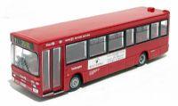 """EFE 20628 Plaxton Pointer Dennis Dart s/deck bus """"First Southampton"""""""