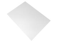 "Javis Scenics 20W White Plasticard - A4 Sheet 20/1000"""