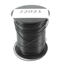 Expo Drills & Tools 22021 100m Drum 18 Strand Cable Black - Outside Diameter: 1.0mm