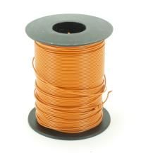 Expo Drills & Tools 22028 100m Drum 18 Strand Cable Orange - Outside Diameter: 1.0mm