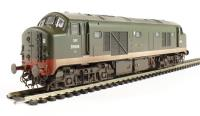 Heljan 2323 Class 23 Baby Deltic D5909 green with headcode discs and no frost grilles - weathered