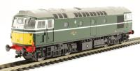 Heljan 2608 Class 26/1 diesel D5339 in BR green with small yellow panels
