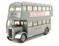 "EFE 26328 Guy Arab II Utility bus ""London Transport"" in WWII grey"
