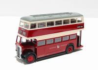 "EFE 26403 Daimler utility 1940's d/deck bus ""Manchester Corp."""