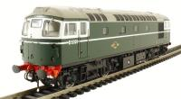 Heljan 2661 Class 26/0 diesel D5301 in BR green early version