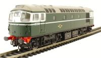 Heljan 2662 Class 26/0 diesel D5309 in BR green early version