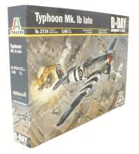 Italeri 2734 Hawker Typhoon MkIIb late