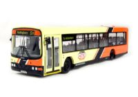 "EFE 27623 Wright Volvo Renown s/deck bus in cream & orange ""Brighton & Hove Metro"""
