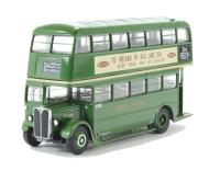 "EFE 27704EFE AEC STL Bus (No Roof Box) Green Country ""London Transport"""