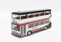 """EFE 28005 DMS type Daimler Fleetline s/door d/deck bus """"Western Scottish"""""""