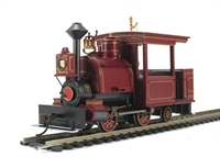 Bachmann USA 28201 Porter 0-4-2 - Maroon Unlettered - DCC Sound