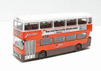 "EFE 28604 GM Standard Leyland Atlantean d/deck bus ""G.M. Buses"""
