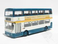 "EFE 28904 GM Atlantean ""Fylde Borough Transport"" with ""Coachlines"" advert"
