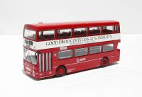 "EFE 29003 GM Standard Daimler Fleetline d/deck bus ""Warrington Corporation"""