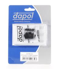 Dapol 2A-000-014 Pockets for NEM magnetic couplings x 20