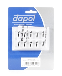 Dapol 2A-000-013 Magnetic couplings - long arm - 5 pairs